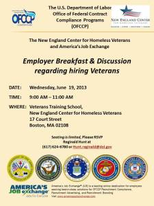Employer Breakfast Invitation