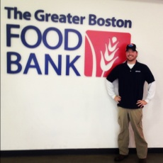 The Greater Boston Food Bank & Kyle